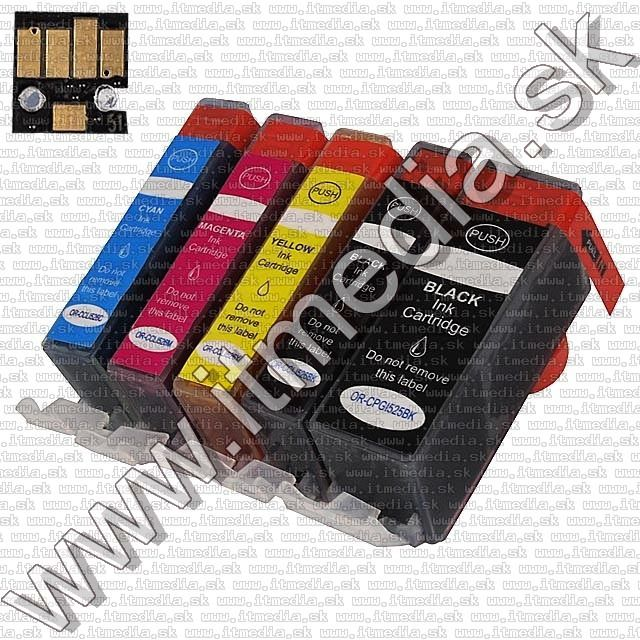 Image of Canon ink (itmedia) ***IP4850 MULTIPACK*** *CHIP* OR (IT12318)