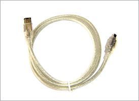 Image of FireWire ILink IEE1394 Cable 4-4pin (1m) (IT1275)