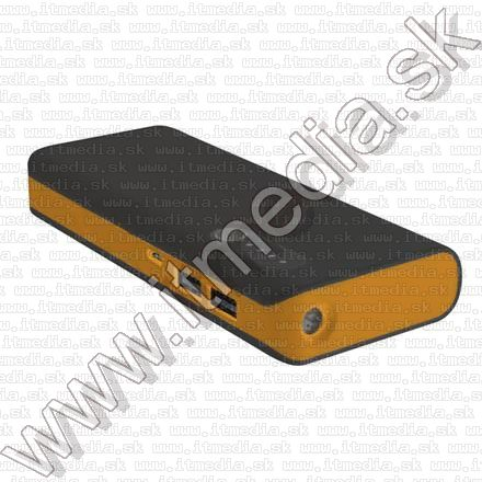 Image of Platinet Powerbank 8000mAh Fekete+Narancs (42415) (IT11175)