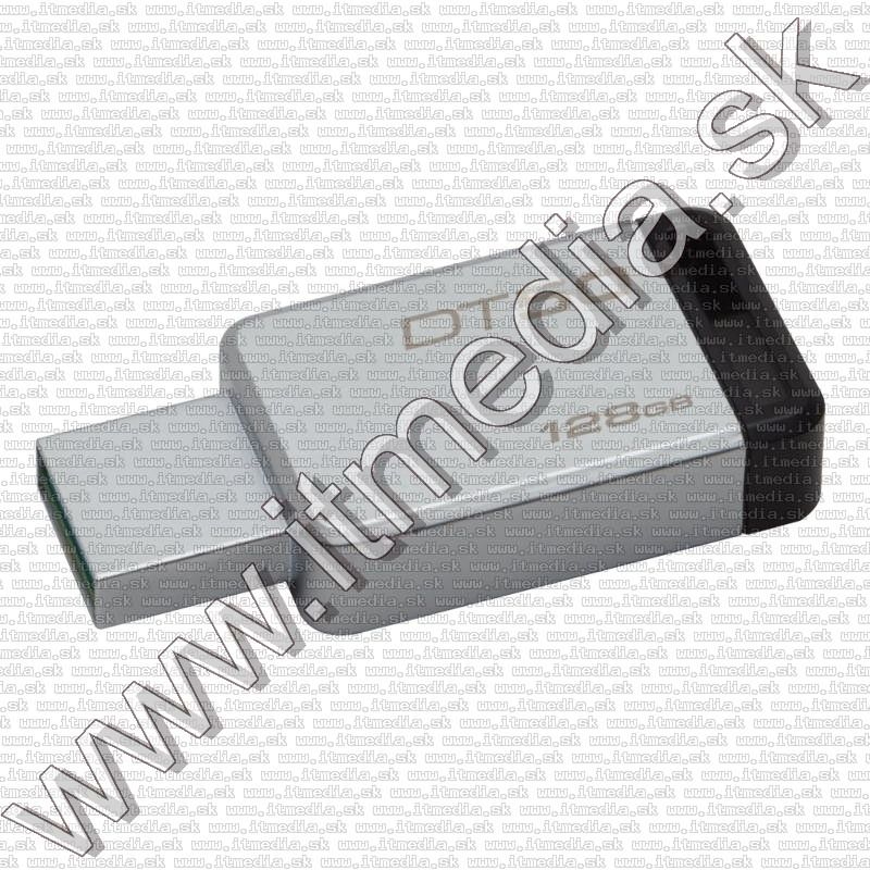 Image of Kingston USB 3.0 pendrive 128GB *DT50* (110/15 MBps)  (IT12399)