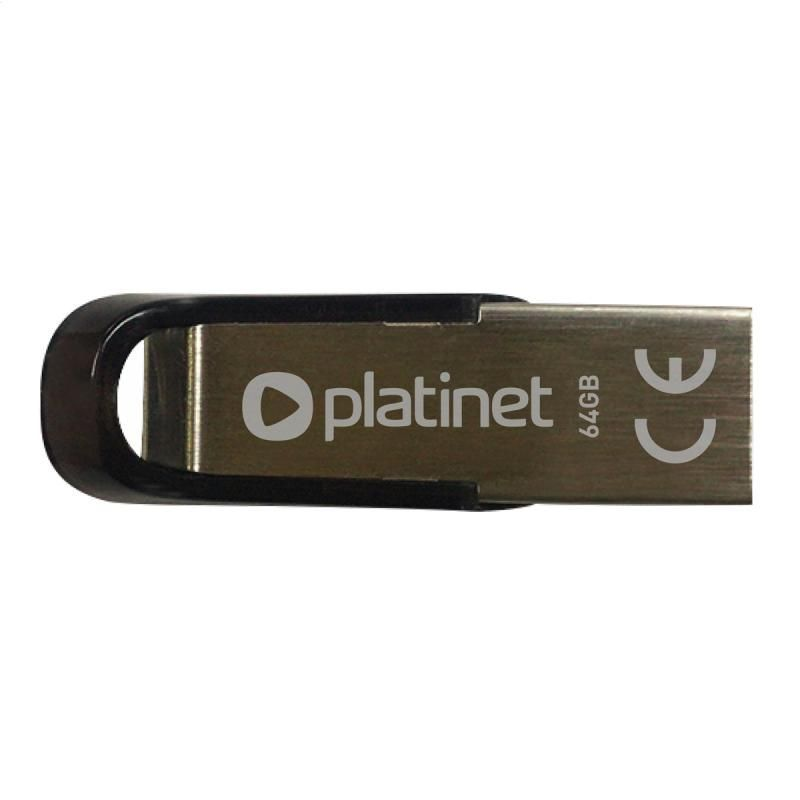 Image of Platinet USB pendrive 64GB S-Depo (44848) *METAL* (IT14492)