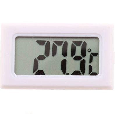 Image of Digital LCD Thermometer White (IT14112)