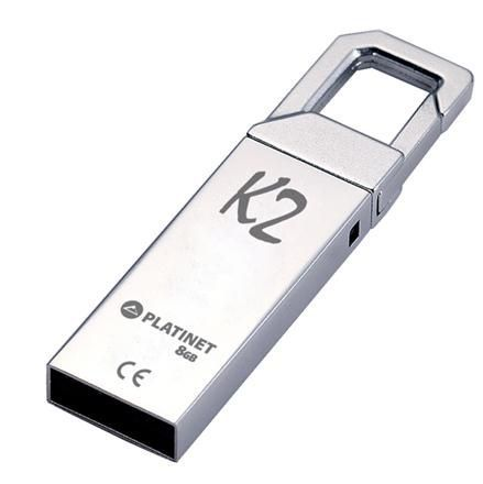 Image of Platinet USB pendrive 32GB G-Depo (44990) *METAL* Mountain K2 [18R10W] (IT14144)